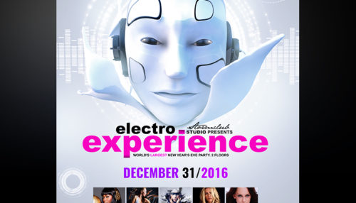 Electro Experience Poster
