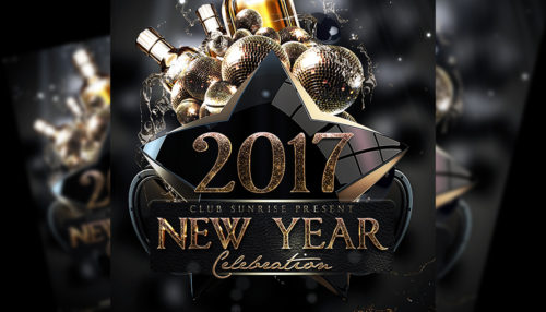 NYE Flyer Template v1