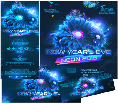 New Years Eve Web Banner