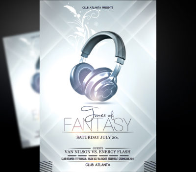 Tunes of Fantasy Flyer