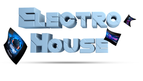 Electro/ House Party Flyers