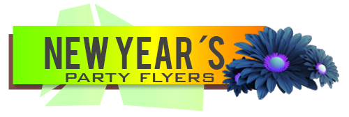 New Year Flyer / Poster Templates