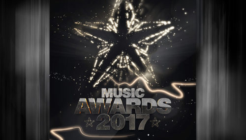 Electronic Music Awards Flyer Template