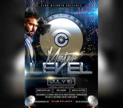Club-Electro-House-Flyer-Template