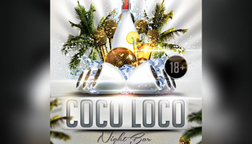 Coco Loco Party Event