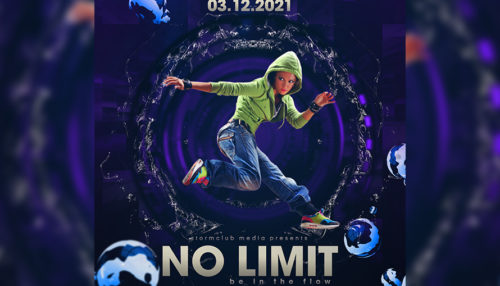 No Limit Flyer Template